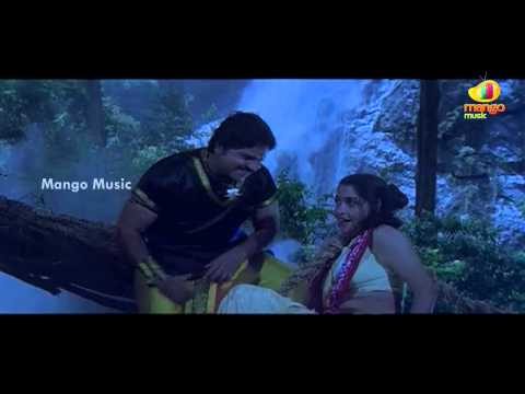 Sri Raja Rajeshwari Movie Songs - Naa Navve Song - Ramya Krishna, Brahmanandam