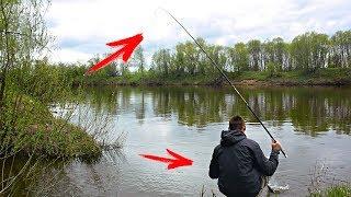 ЛОВЛЯ КРУПНОГО КАРАСЯ НА УДОЧКУ! – Рыбалка на карася с поплавком… (Catching the crucian)