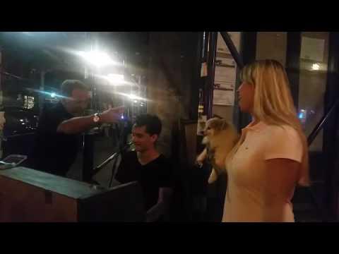 Sidewalk Karaoke: The Girl From Ipanema