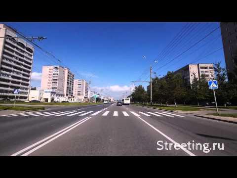 Великий Новгород - проспект Мира