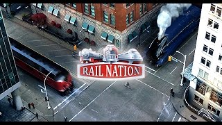 Rail Nation - Trailer 2015 EN