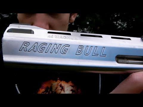 Marushin Raging Bull chrono