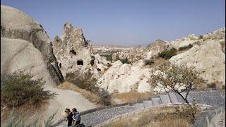 НАЦИОНАЛЬНЫЙ ПАРК ГЁРЕМЕ (Göreme Millî Parkı ve Kapadokyanın. Cappadocia Turkey) (5)