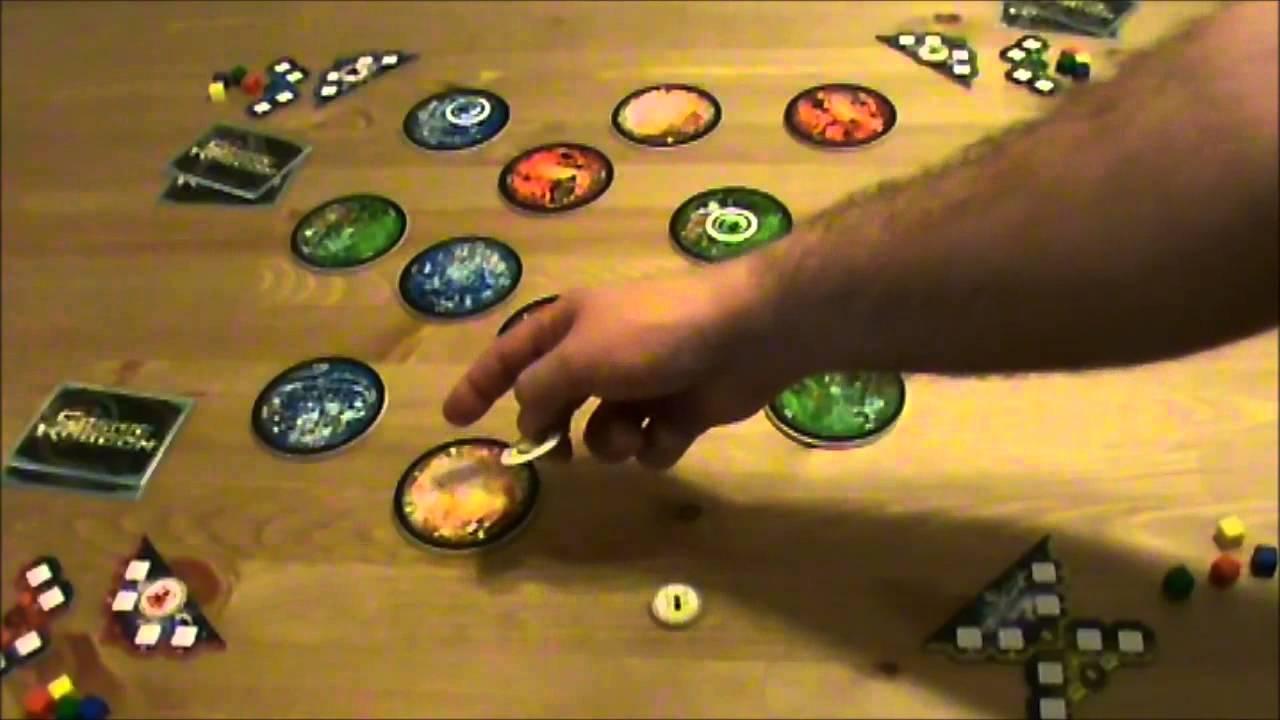 Kaboom Spiel