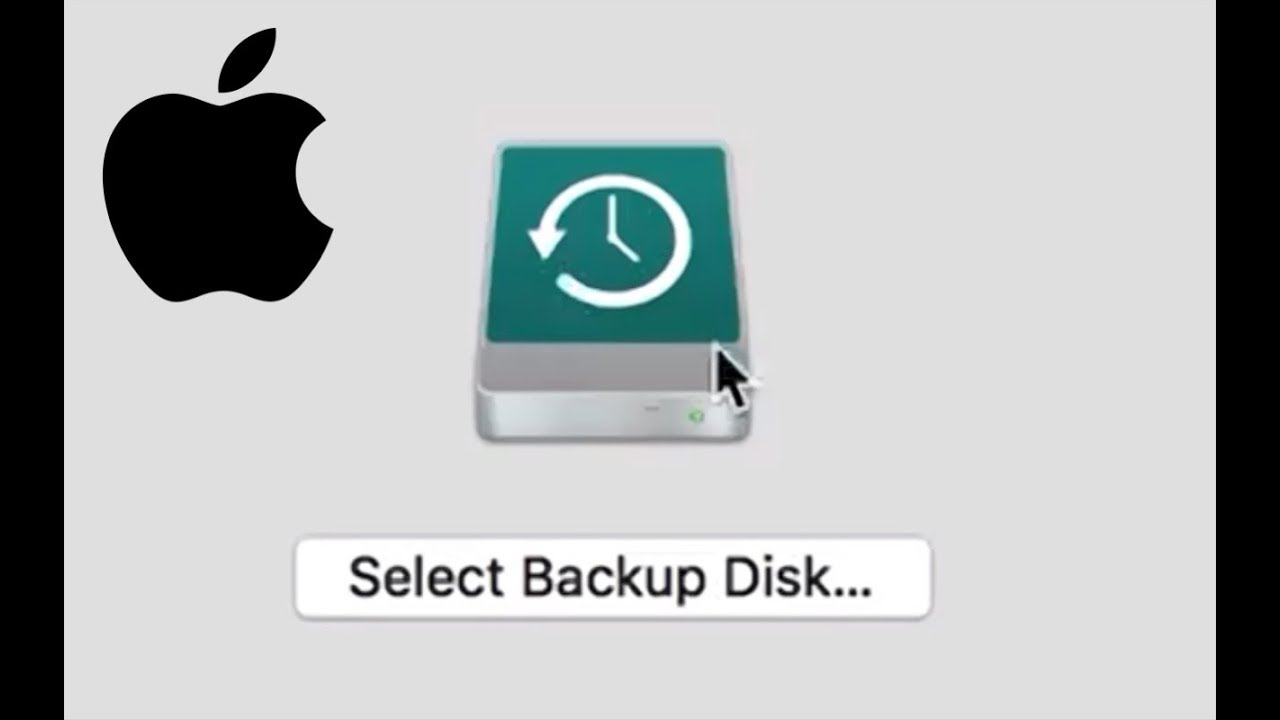 How to Set up Time Machine on an External Hard Drive for Macbook , iMac