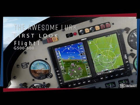 Flight1 G500/G600 First Look [PRODUCT RELEASED!]