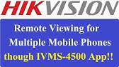 How to Hikvision DVR Remote View Problem Solved Error Registration