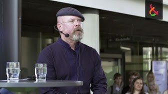 LUT's honorary doctor, mythbuster Jamie Hyneman's visit at the university