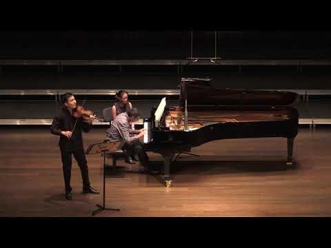 Ludwig van Beethoven: Violin Sonata No  8 in G Major, Op  30