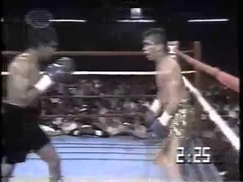 Maromero Paez Bailando En El Ring Youtube
