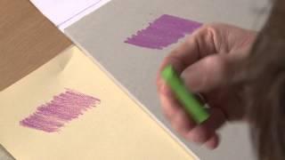 Derwent Pastel Paper