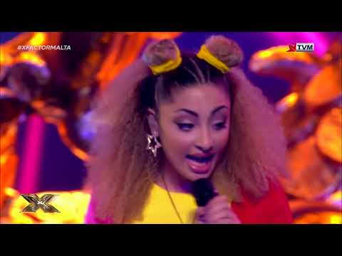 Can Justine do it all again? | X Factor Malta Season 02 | Live Show 2