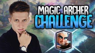 MAGIC ARCHER DRAFT CHALLENGE CZY GO ZDOBĘDĘ?