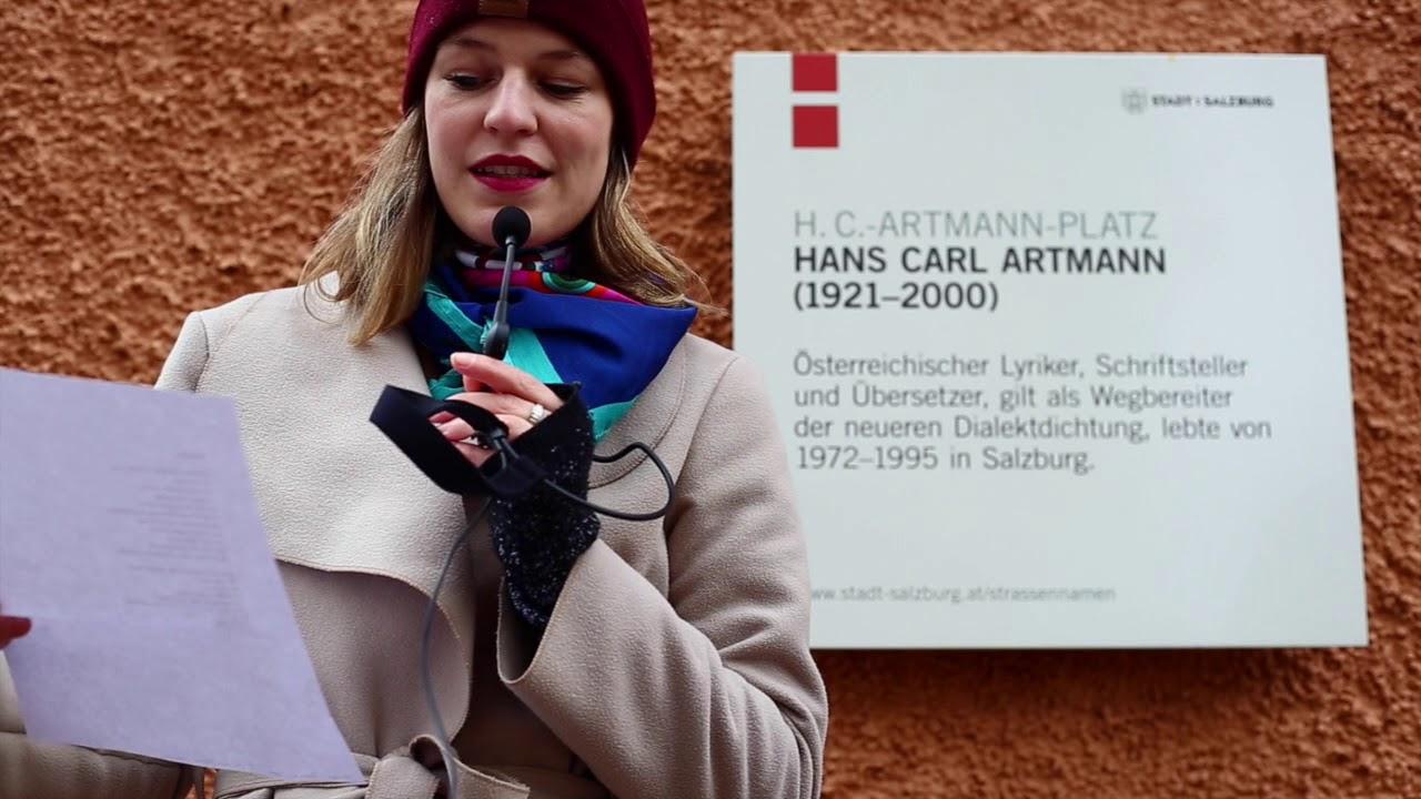 """""""Homeage"""" – ein Projekt von und mit Katharina J. Ferner"""