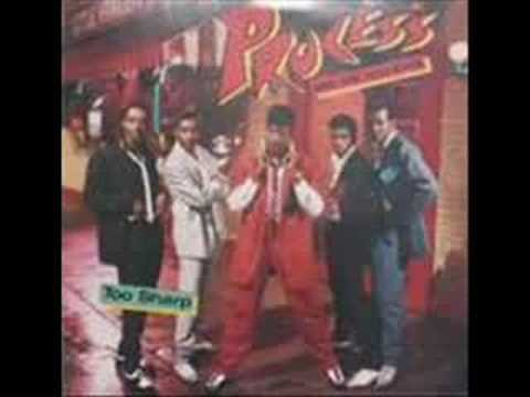 Process and the Doo Rags - Too Sharp