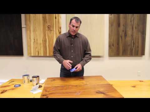 How Do I Repair a Hardwood Floor Finish? : Wood Flooring