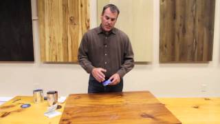 How Do I Repair a Hardwood Floor Finish? : Wood Flooring
