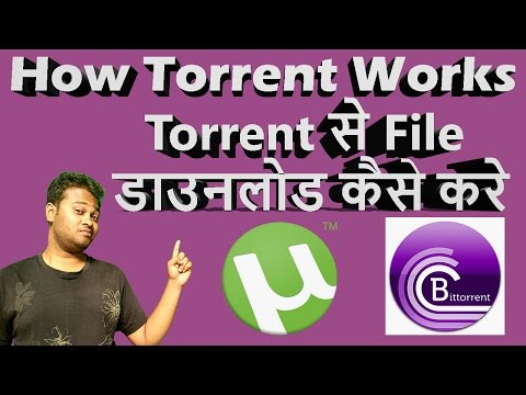 How To Download Files From Torrent?...