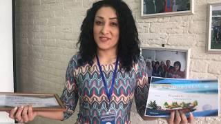 G-TIME CORPORATION 06.02.2018 г. Вручение 3 000 000 тенге партнеру из Алматы