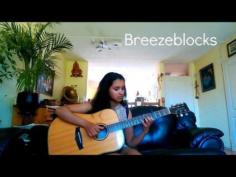 Alt J Breezeblocks Instrumental Fingerstyle Guitar Cover Youtube