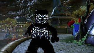 マーベル『ブラックパンサー』キャラクター&ステージパック トレーラー