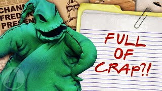 What Makes The Oogie Boogie Man? | Channel Frederator