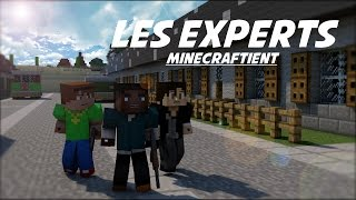 Les Experts : Minecraft Rp L'infiltration #2