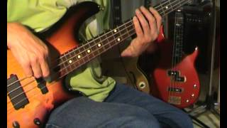 The Kinks - Waterloo Sunset - Bass Cover