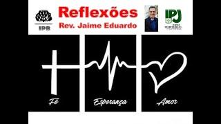 Ele tem o controle, confie - Jó 1.21,22 - Rev. Jaime Eduardo