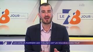 Yvelines | Les pompiers des Yvelines ont un nouveau directeur