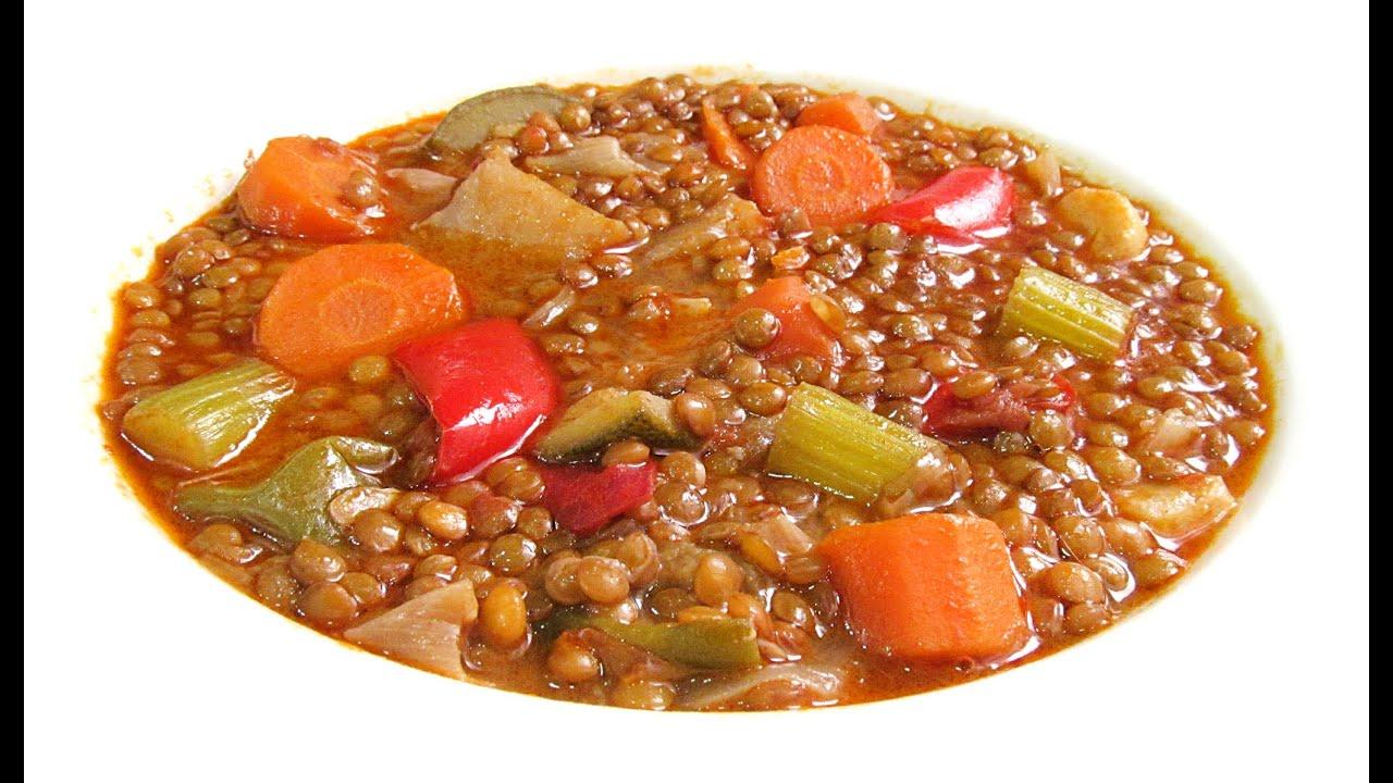Vive sana 10 motivos para comer m s lentejas sus for Cocinar lentejas con verduras
