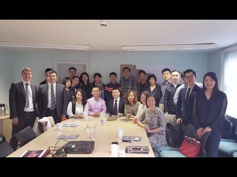 Chinese financial enterprise Creditease visited Make It York