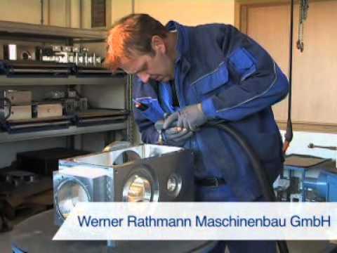 Image-Film der Werner Rathmann Maschinenbau GmbH