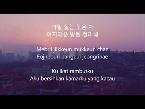 [INDO SUB] Taeyeon - Fine Lyrics {HANGUL/ROMAN/INDONESIA}