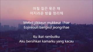 Gambar cover [INDO SUB] Taeyeon - Fine Lyrics {HANGUL/ROMAN/INDONESIA}