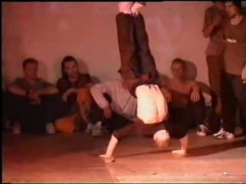 BOTY 1999 Final East Europe - Suicidal Lifestyle & Elementary Force vs. Jam Style & Da Boogie Crew