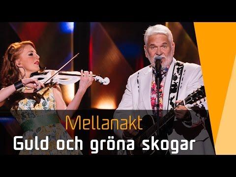 Hasse Andersson – Guld och gröna skogar | Melodifestivalen 2016