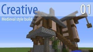 minecraft building medieval creative