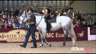 Part One | Jason Webb and Charlie Unwin | Your Horse Live 2011
