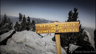 Backpacking San Jacinto 2-22-14