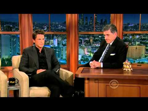 TLL Show Craig Ferguson Rob Lowe, Larry King HD