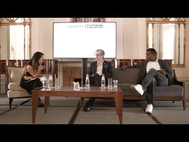 Bermuda Innovation Sprint: Blockchain Identity and Governance Panel