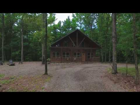 Cabins in Broken Bow - Happy Ever After
