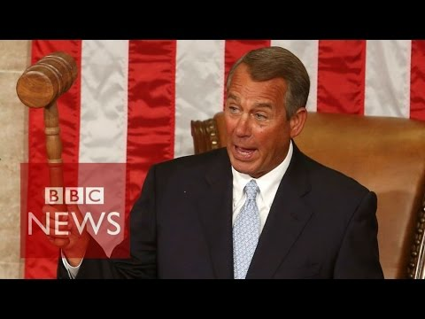 Why doesn't anyone want to be Speaker of the House? BBC News