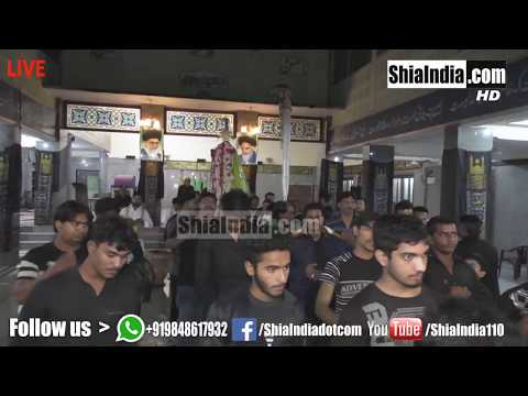 18th Muharram Choti Bargah Alam-e-Mubarak Procession 1439-2017