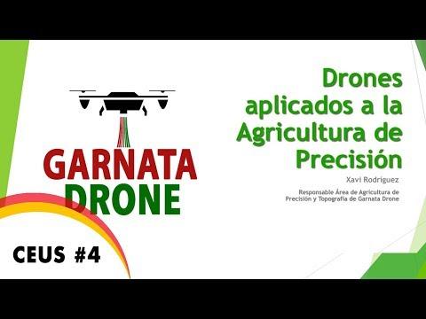 CEUS #4: Drones y Agricultura de Precisión