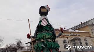 Муром 2020. Традиционный парад ёлок.