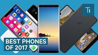 The Best Phones Available To Buy In 2017