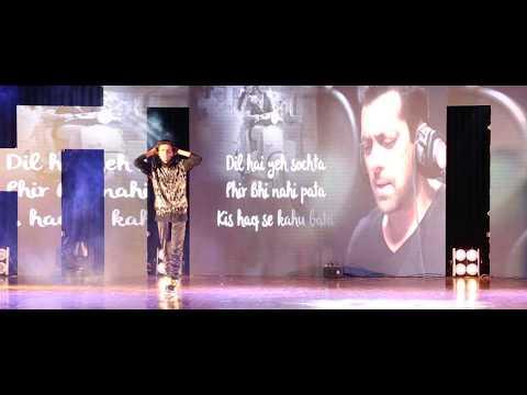 Main Hoon Hero Tera Dance by Vijay Rathod | Summer Dance Funk 2016 | Hero - Salman Khan