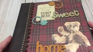 アルバム紹介 ☆KAISER CRAFT teddybear's picnic mini☆